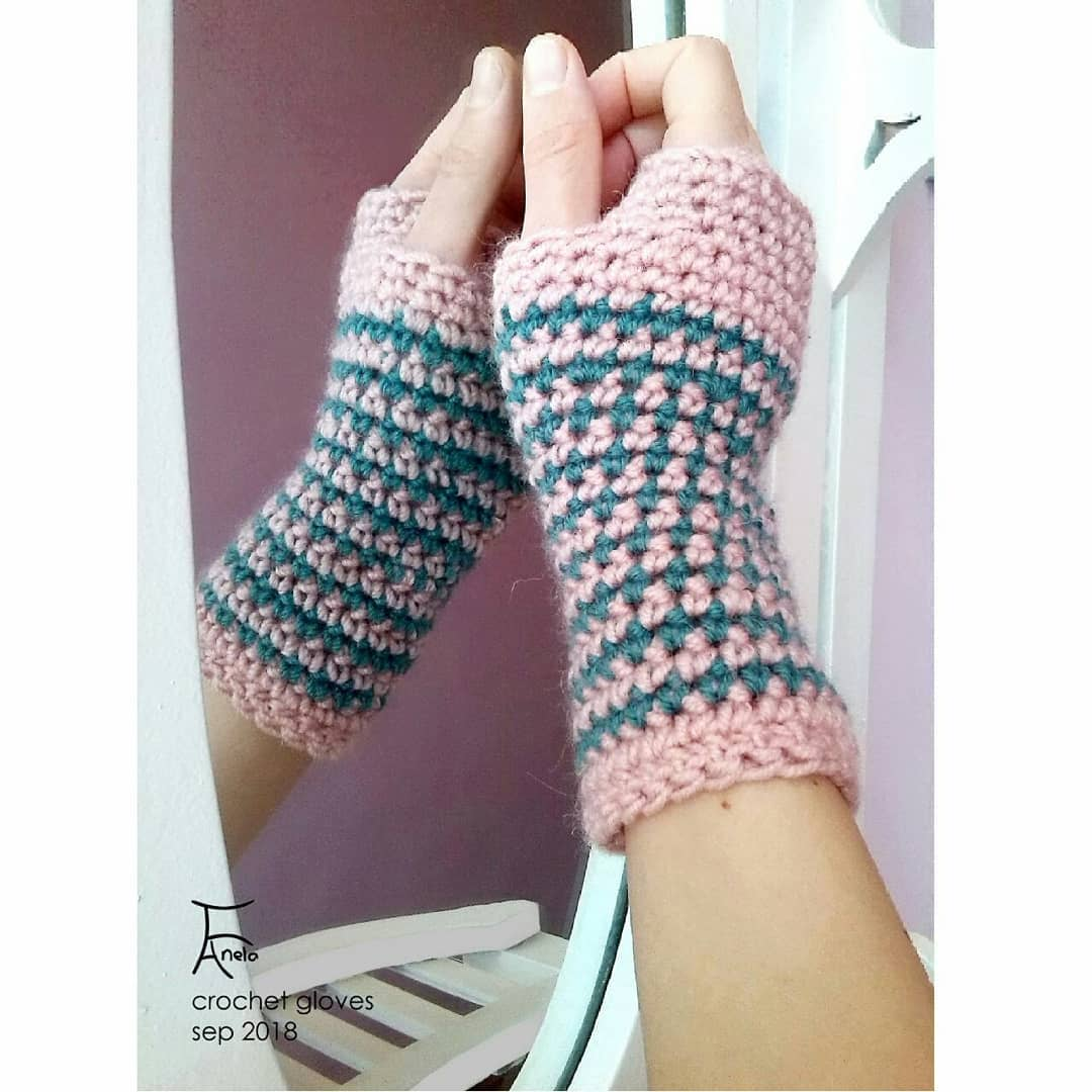 FREE Half finger or Other Crochet Gloves free pattern ...