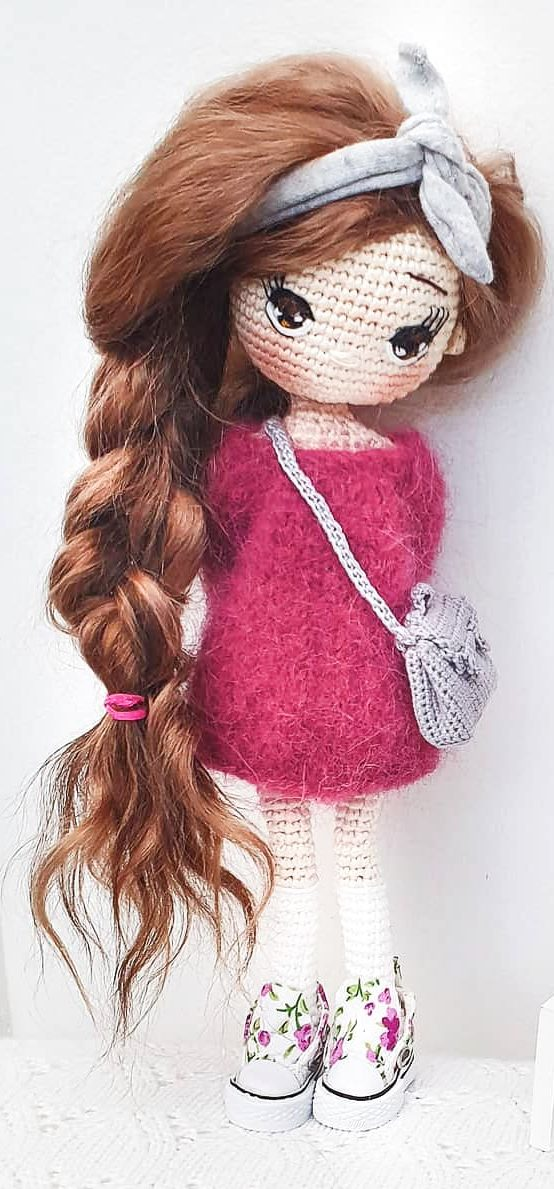 57-cute-and-awesome-crochet-amigurumi-doll-pattern-ideas