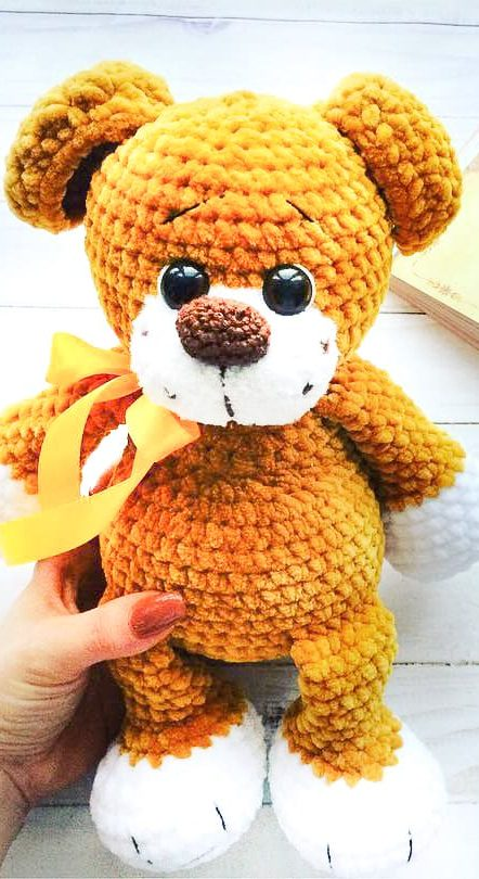 most-popular-crochet-amigurumi-toys-pattern-in-this-year